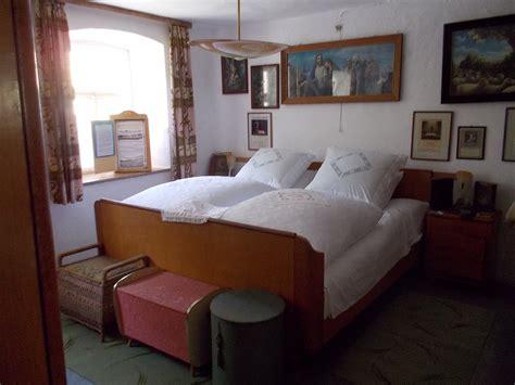 schlafzimmer 50iger jahre d s alte baurahaus beim haasa ferienland donau ries