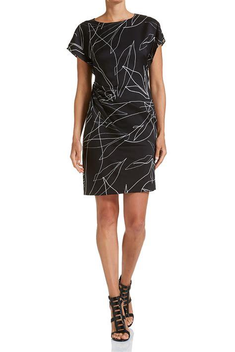 contour print dress dresses saba clothing