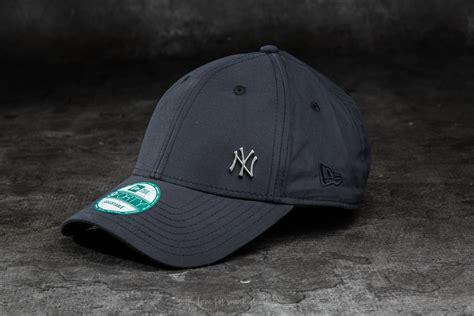 New Era Yankees 9forty Black Authentic new era hat yankees mlb