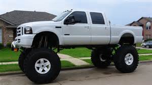 Lifted Truck Tires For Sale Check This Ford Duty Out With A 39 Quot Lift And 54 Quot Tires