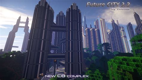 House Schematics by Future City 3 2 Minecraft Building Inc