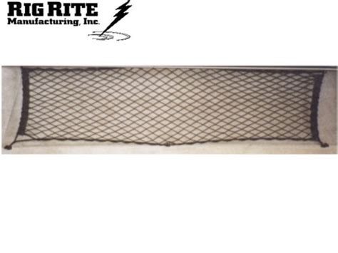 boat cargo net cargo nets for boats and fish houses rigrite manufacturing