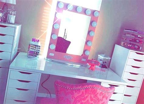 pink vanity makeup table pink makeup vanity mugeek vidalondon