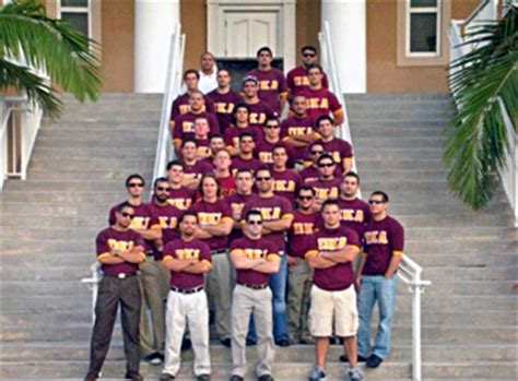 fsu pike house florida int univ pike fraternity named usta florida volunteer of the month general