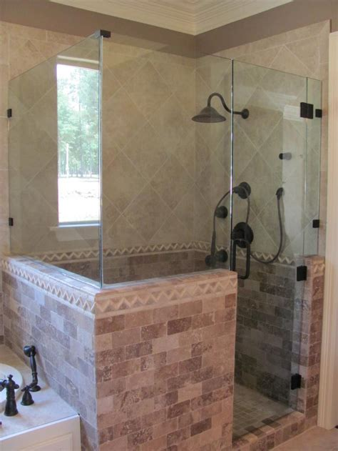 Sliding Glass Walls by Concepts In Glass Shower Enclosures