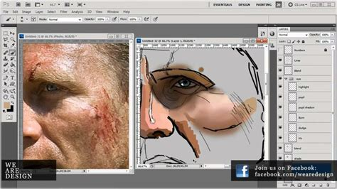 photoshop tutorial james bond 86 best images about photoshop painting tuts on pinterest