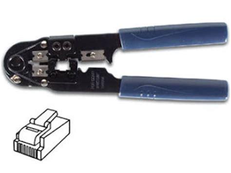Kabel Utp Biasa membuat kabel jaringan utp dengan konektor rj45 sma