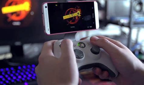 make your own nvidia shield using a smartphone