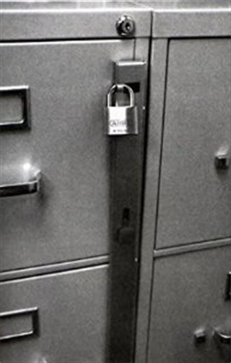 file cabinet lock bar installation types of file cabinet locks the locksmith information blog