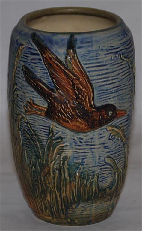 Weller Vase Prices by Weller Pottery Glendale Vase For Sale Antiques