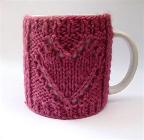 free knitting pattern coffee cup sleeve tea time upgrade 8 knitted tea cozy patterns tea cozy