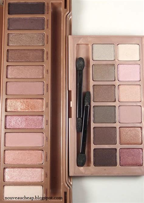 Maybelline The Blushed Palette Dupe Decay 3 review maybelline the blushed eyeshadow palette nouveau cheap
