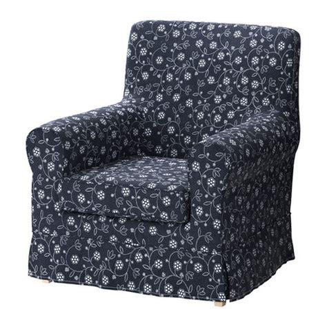 ikea blue chair uk ikea ektorp jennylund armchair slipcover cover laxa blue