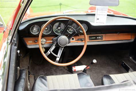 porsche 901 concept interior 1964 porsche 901 prototype at the concours d elegance of