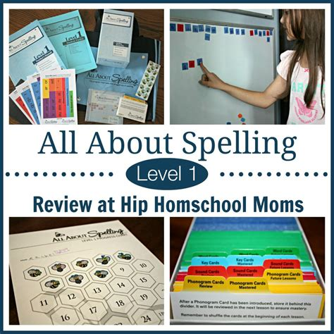 All About Lifestyle Review all about spelling level 1 review my filled