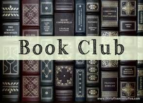 Book Book April Book Club Thirty Five Ninety Five