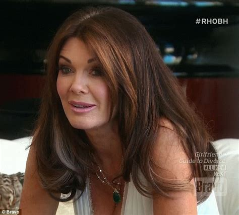 real housewives brandi glanville openly shows disdain for ex motherly encouragement lisa vanderpump tried to motivate