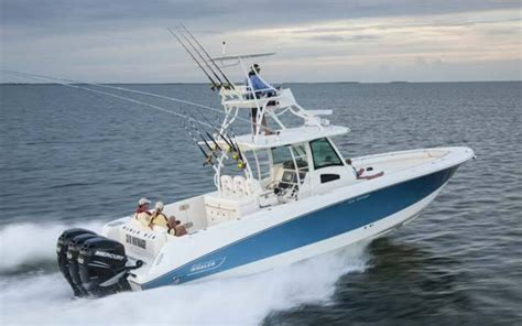 My Big Outrage by 2015 Boston Whaler 370 Outrage Tests News Photos