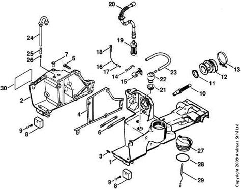 stihl ts400 parts diagram stihl ts400 wiring diagram wiring diagrams wiring
