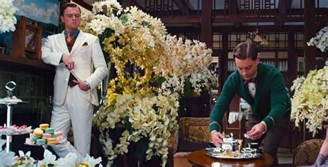 symbolism in the great gatsby mantle clock the sets from baz luhrmann s quot great gatsby quot including nick