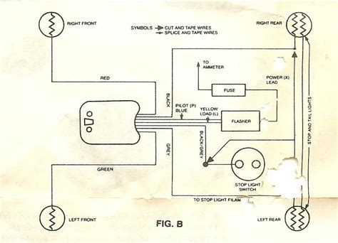 signal stat 900 universal turn switch wiring diagram