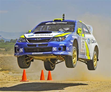 subaru rally car subaru rally team usa presents 2011 rally cars autoevolution
