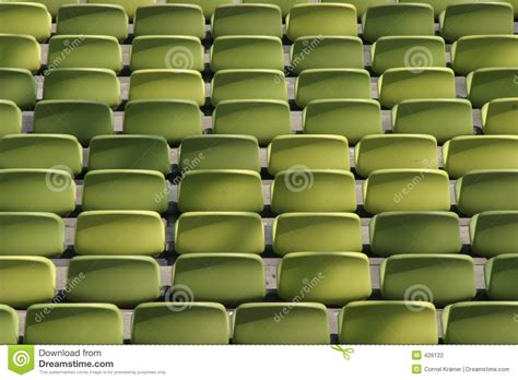 what are seats at a football football seats stock photography image 426122