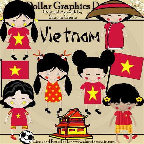Doll clipart vietnamese   Pencil and in color doll clipart vietnamese
