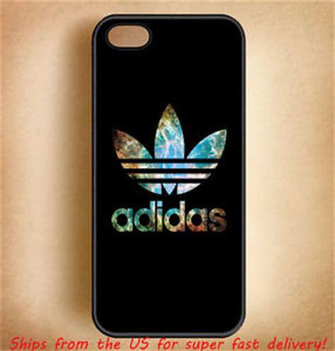 Adidas Single Stripe Iphone 5c Cover Hardcase Casing adidas nebula galaxy iphone 5 5s 5c slim cover swag nike space ebay