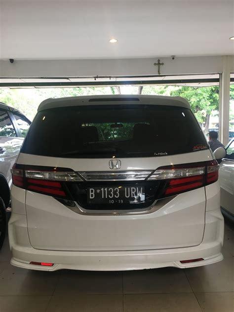 New Honda Odyssey 2 4 Prestige mobil bekas honda new odyssey 2 4 prestige th 14 at