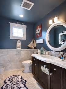 Nautical Bathroom Ideas Comfortable Nautical Bathroom Designs