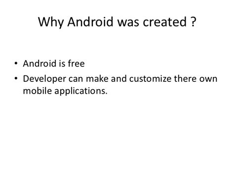 Why Android Uses Java by Android