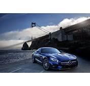Wallpaper Mercedes AMG GT S Supercar Brooklyn