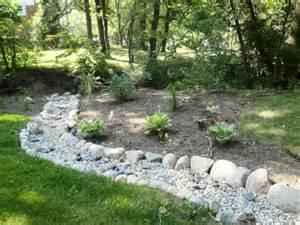 riverbed landscape 12 river bed landscaping made of glass river rocks
