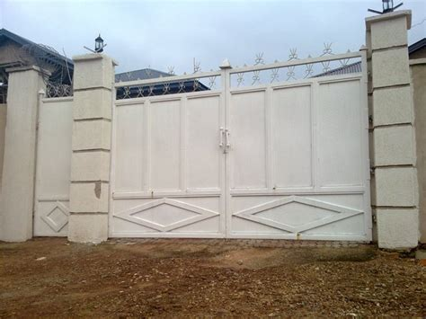fences and gates in pictures and prices properties 4 nigeria