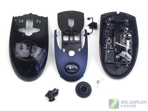 Mouse Logitech G1 use the logitech g1 s shell with the insides from a g100s