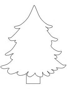 Tree Cut Out Template by Tree Cut Out Template Coloring Home