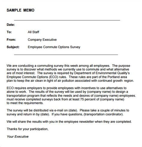 memo form template sle blank memo 6 documents in pdf