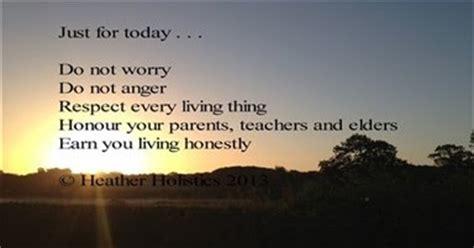heather holistics reiki precepts