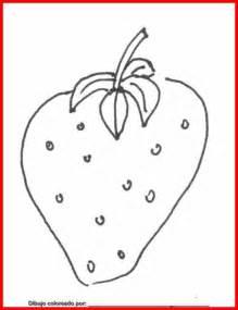 imagenes de frutas para colorear pin dibujos de orquideas dibujo frutas fresa para colorear