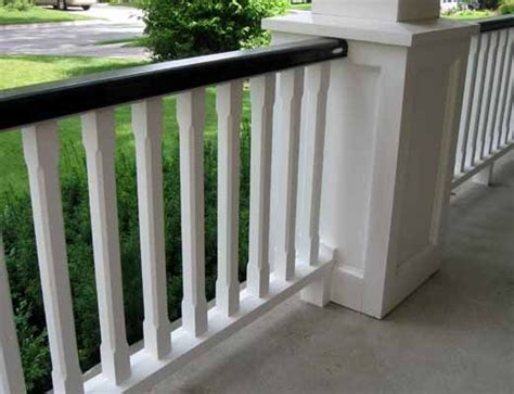 Porch Spindles 17 Best Ideas About Front Porch Railings On