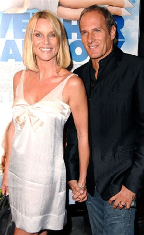 nicollette sheridan is married to pics for gt michael bolton wife
