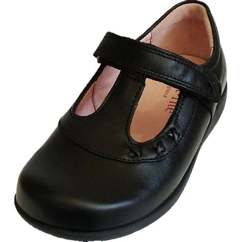 Black Shoes by Start Rite G Black School Shoes Start