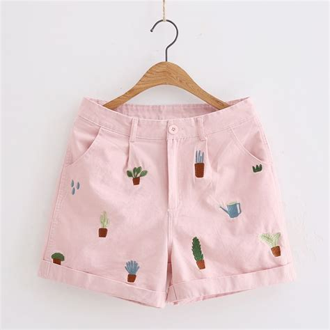 White Tropical Color S M L Top 44421 22 best shorts images on denim overall shorts hawaiian clothes and kawaii clothes