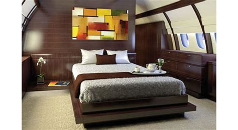 private jet bedroom luxury private jets with bed www imgkid com the image