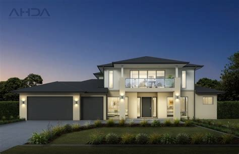 Modern Home Design Builders T4009 By Architectural House Designs Australia New