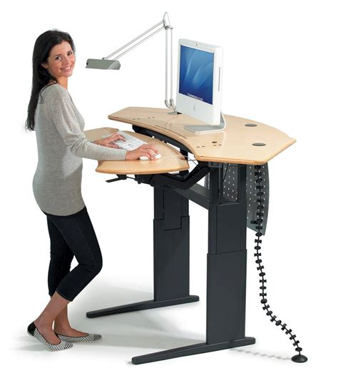 standing up desks to work at working on a standing desk fancy designs