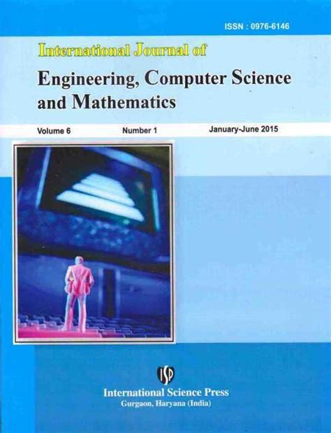 Materials Science And Engineering Mba by Buy International Journal Of Engineering Computer Science