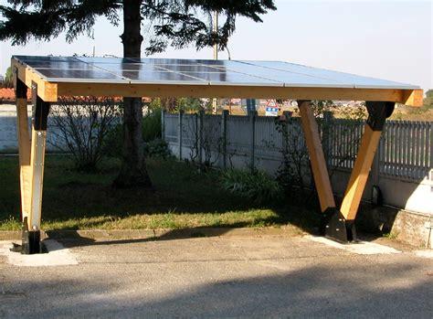 costi tettoie in legno coperture per auto prezzi