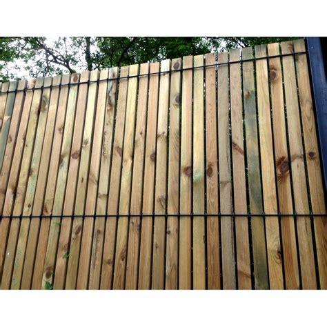Awesome Impermeabilisant Mur Exterieur #9: Occultation-lames-bois-epicea-epaisseur-22-cm-traite-rabotees-chanfreinees-.jpg